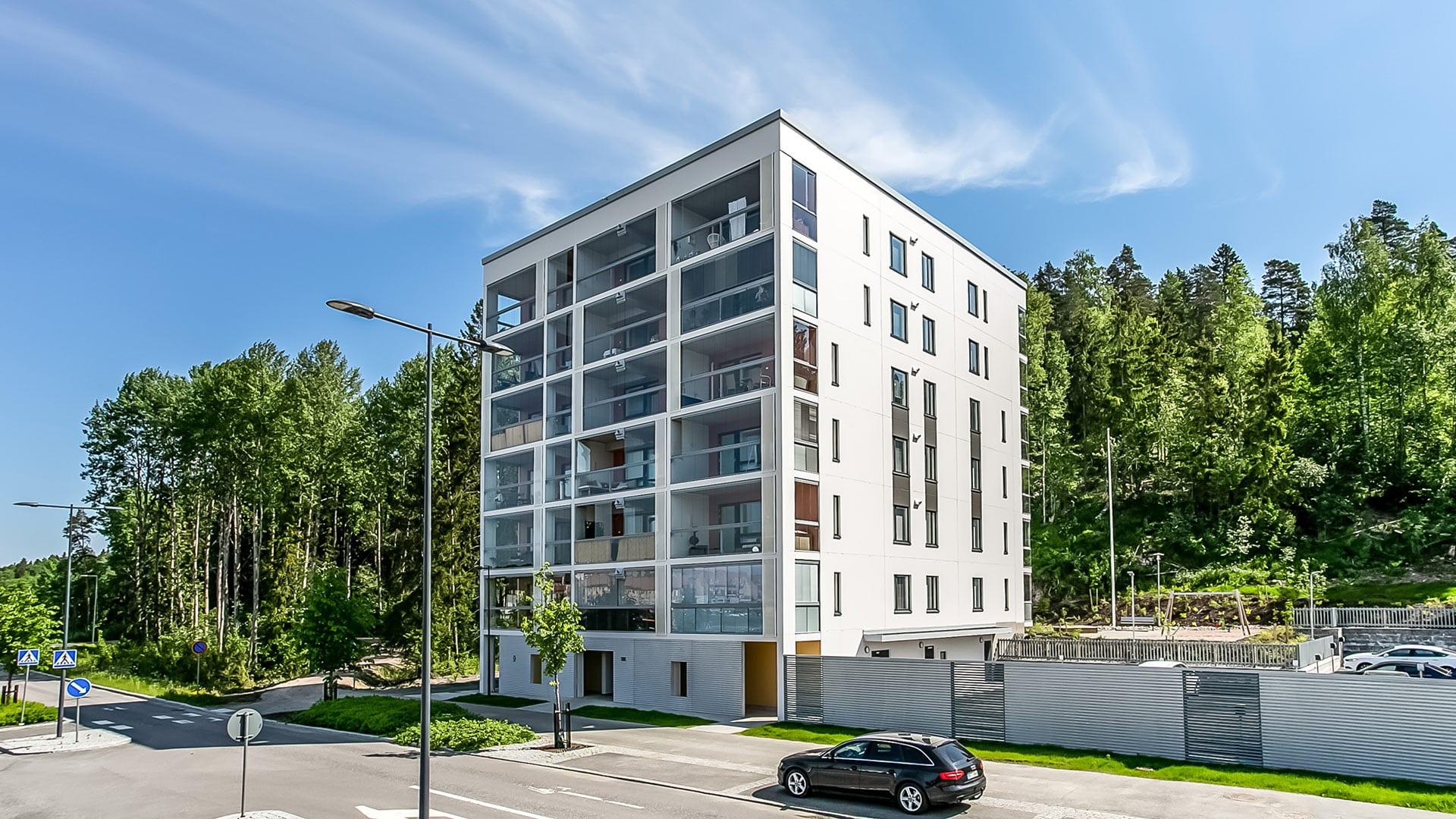 Myytävät asunnot Klaukkala - Nurmijärven Unikko, Viirinlaakso