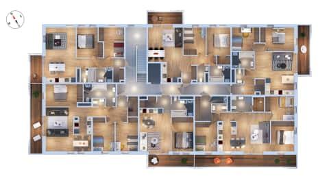 3. korrus