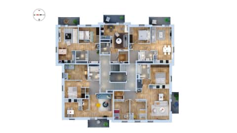 6. korrus