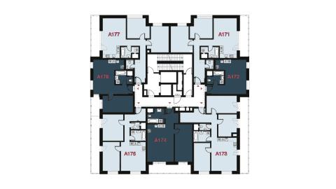 6. poschodie