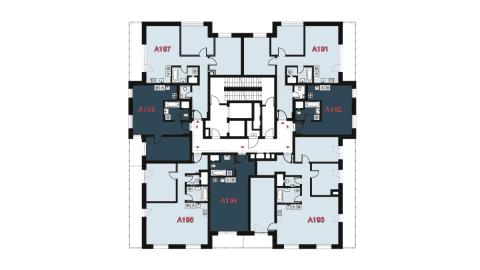 8. poschodie
