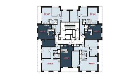 9. poschodie