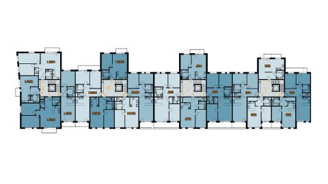 3. poschodie