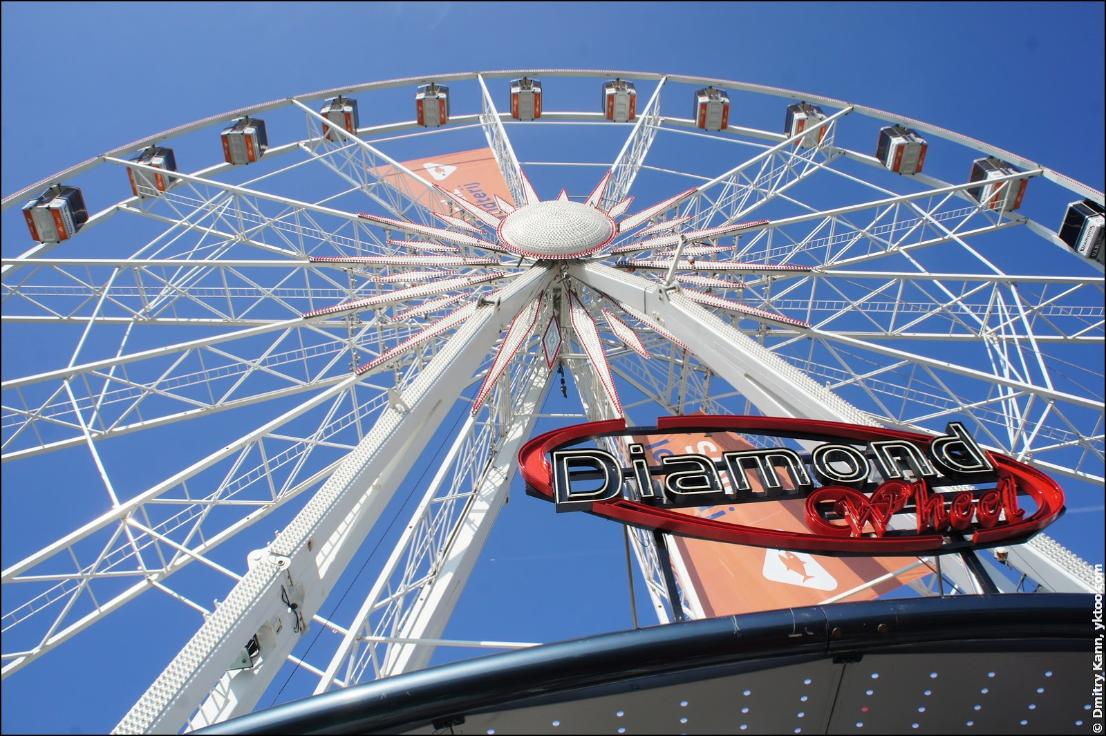 Java's Ferris wheel.