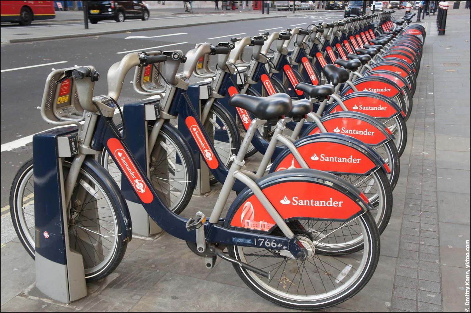 «Велосипеды Бо́риса».
