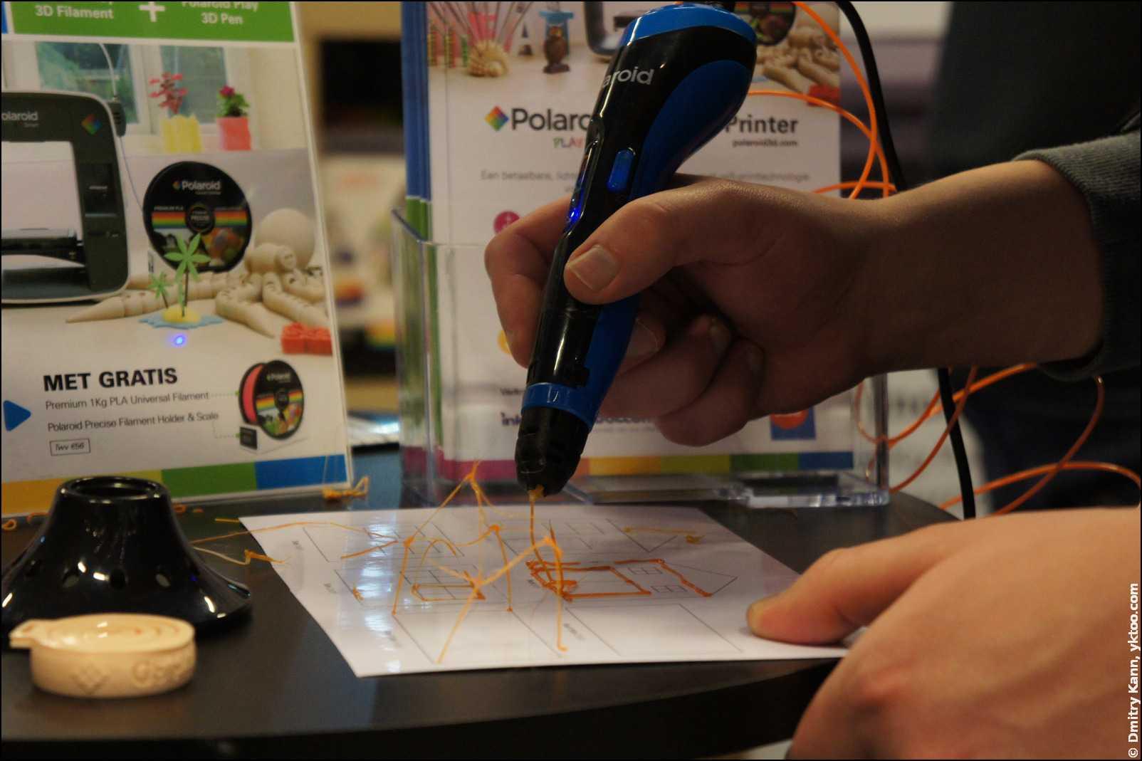 Polaroid Play 3D Pen.