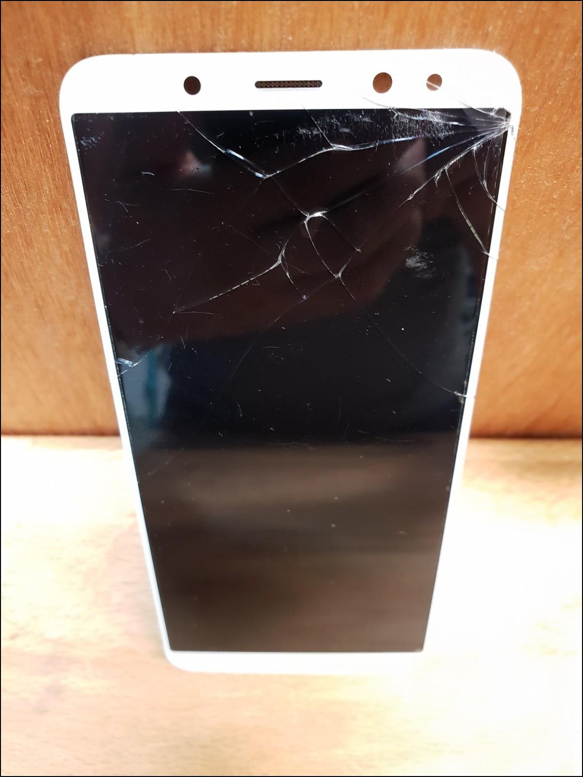 Пациент: Huawei Mate 10 Lite.