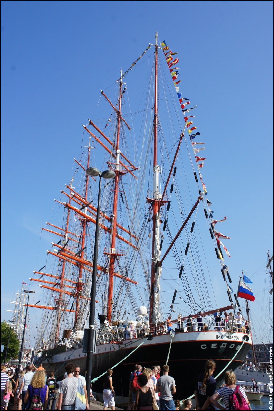 The Sedov.