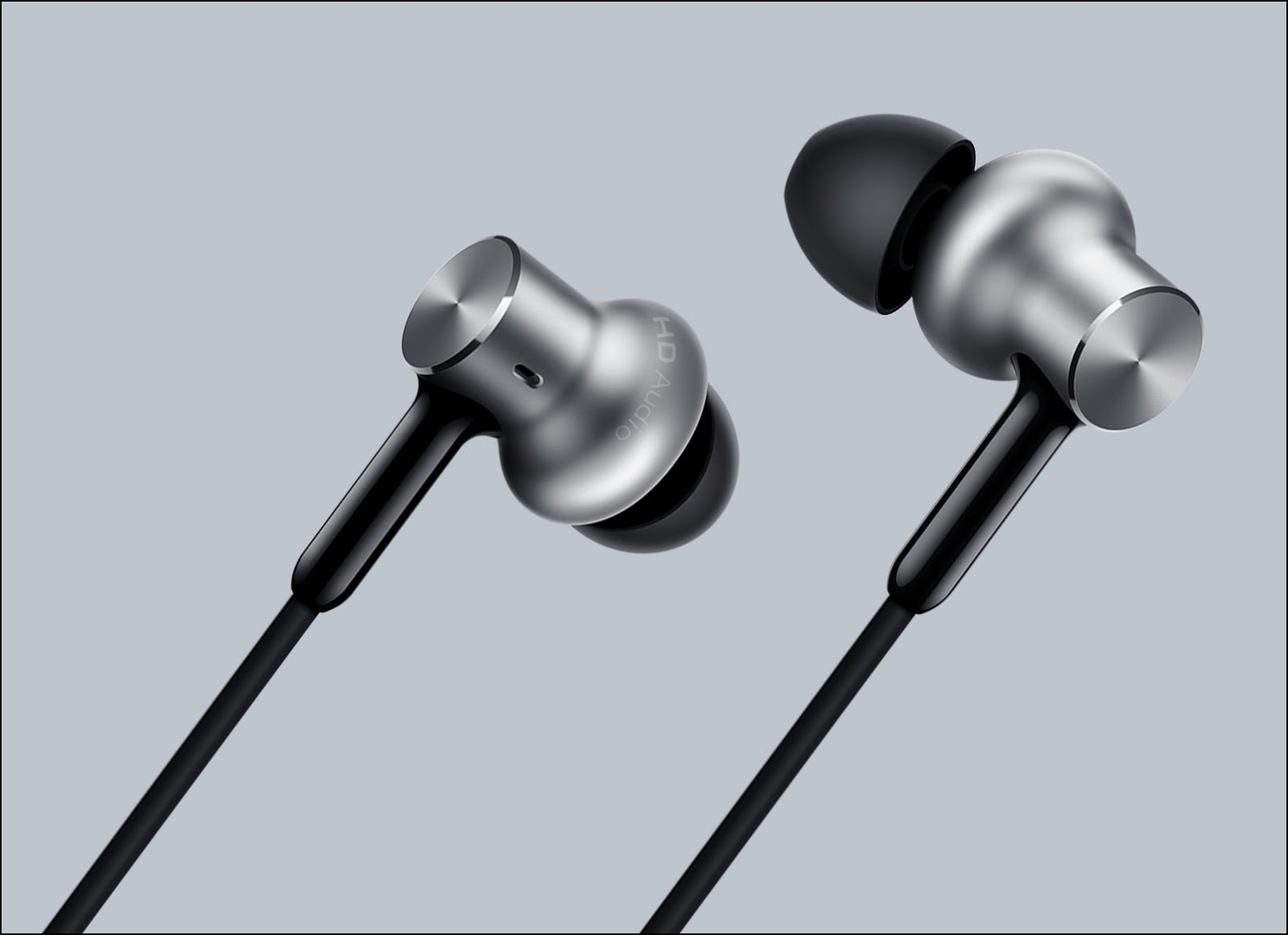 The headphones (Xiaomi's render).