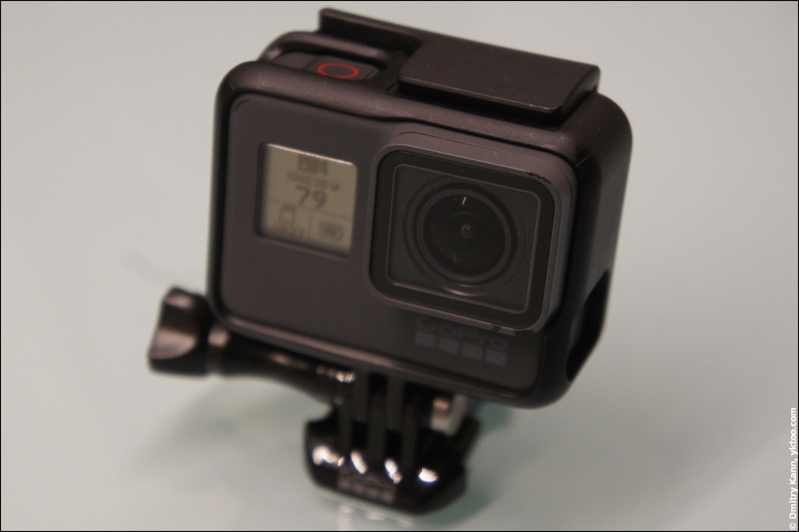 GoPro Hero 5 Black.