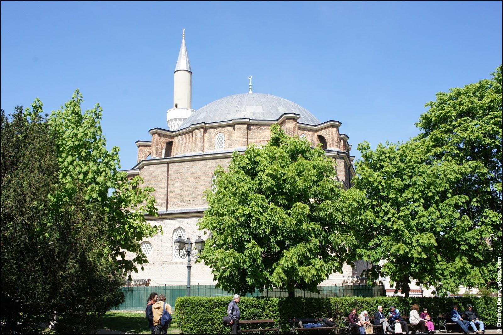 Banya Bashi Mosque.