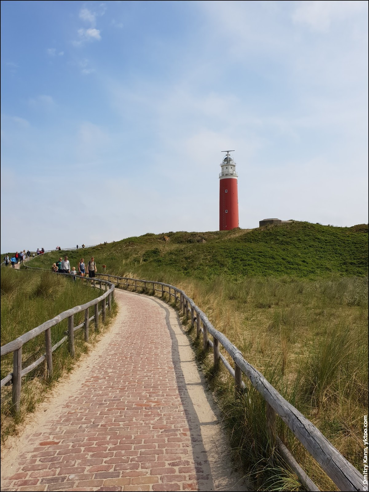 Texel's lighthouse