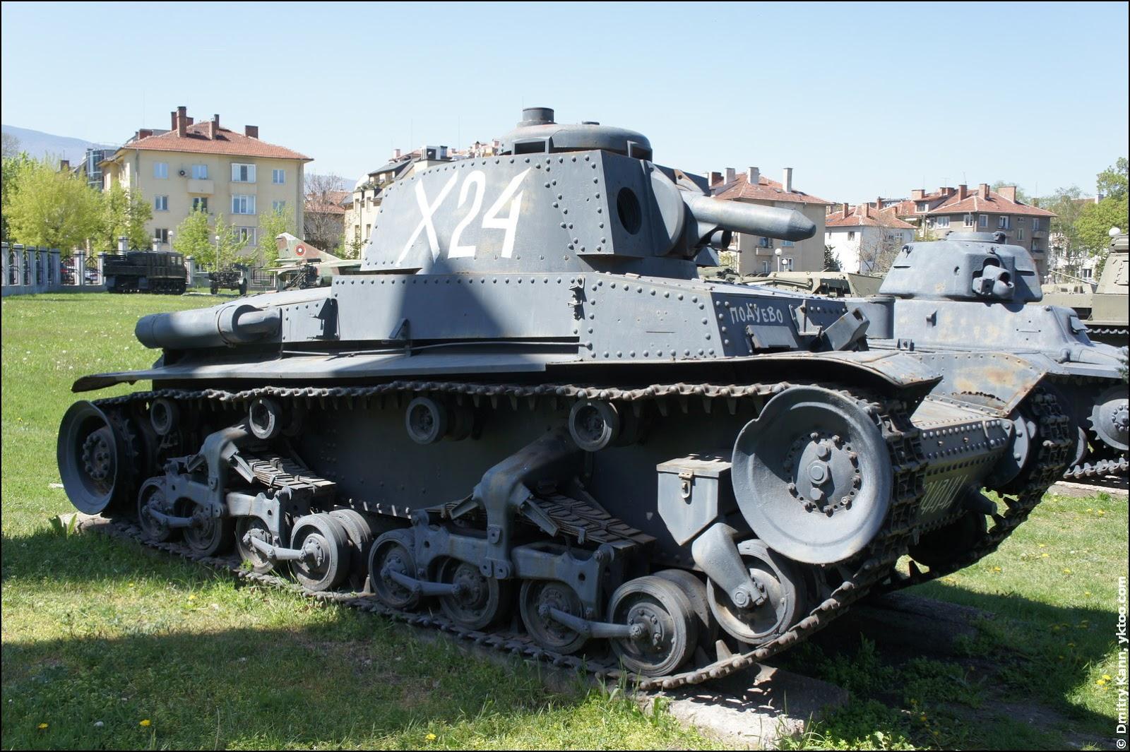 Tank Škoda LT-35.