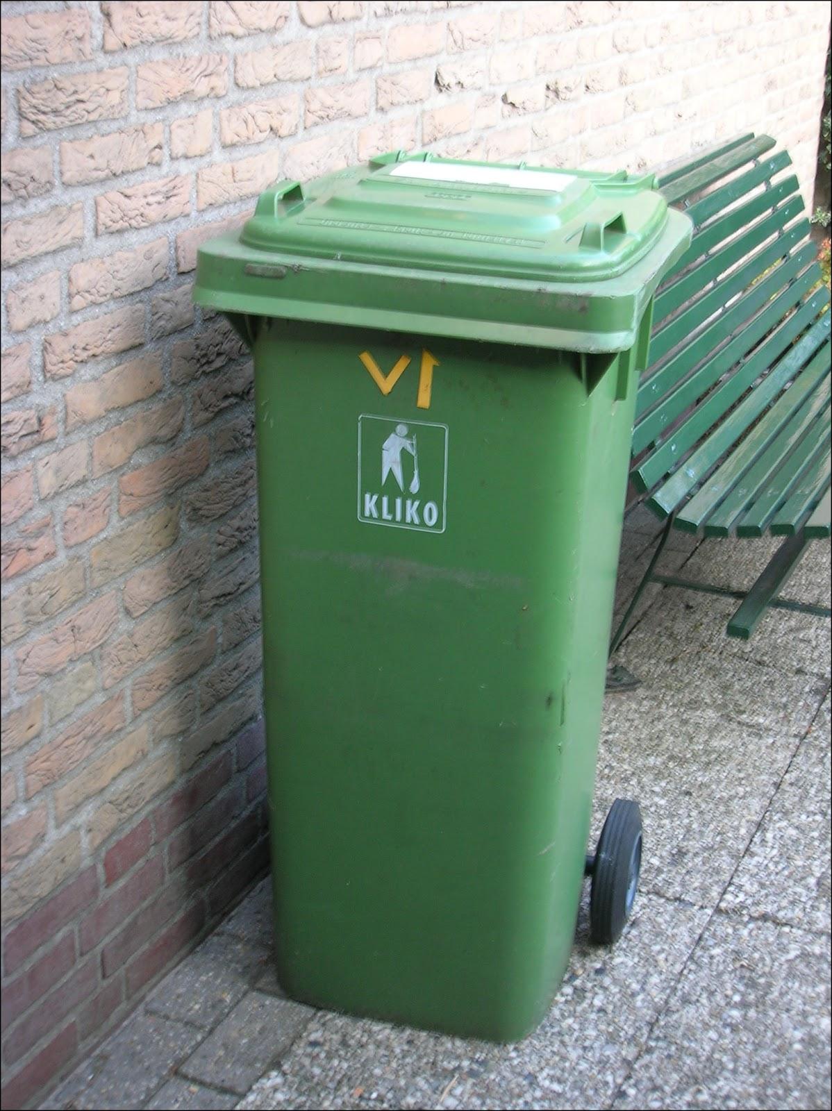 Контейнер для GFT-мусора. Фото Erik1980/Wikimedia.