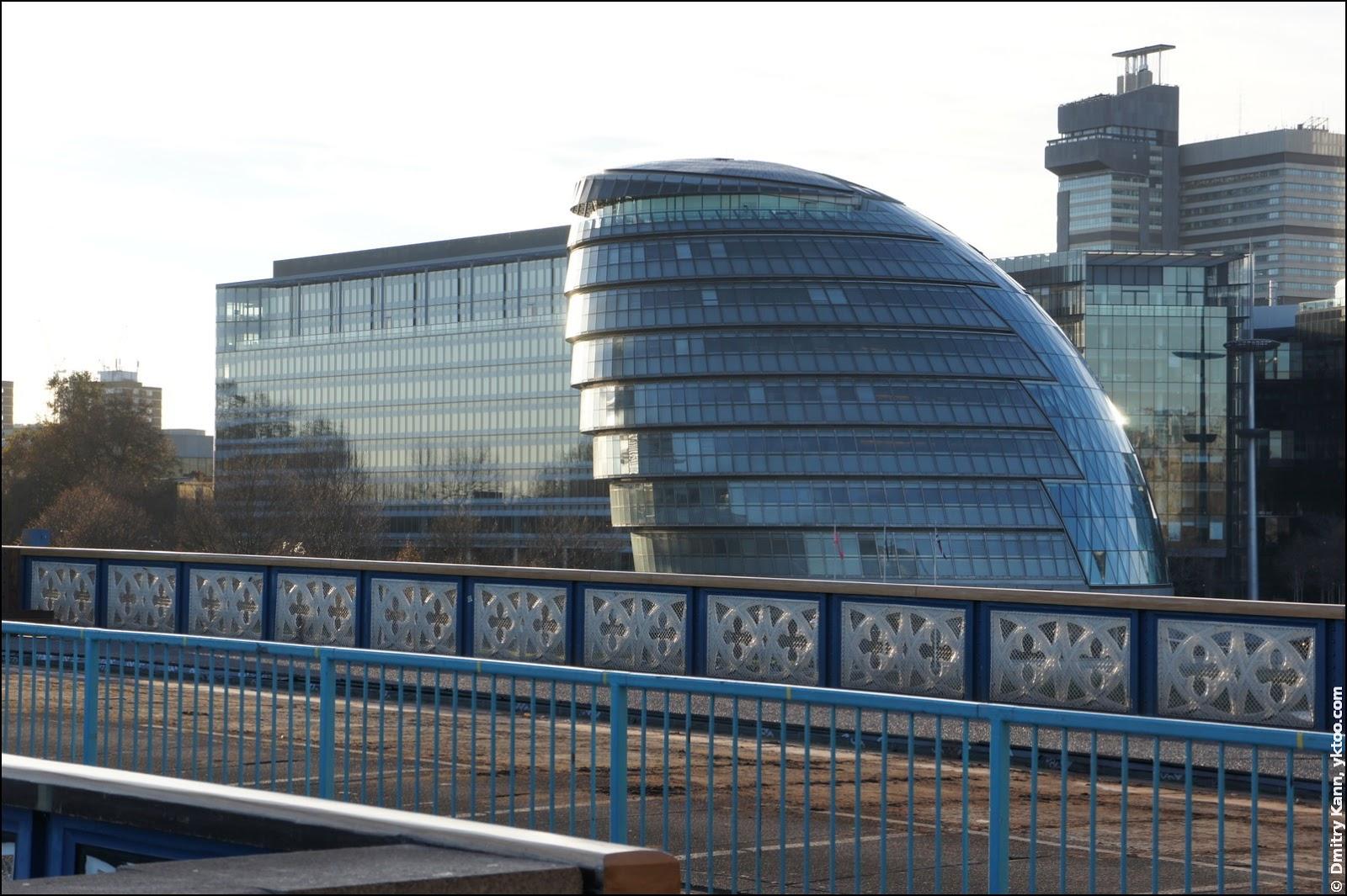 Лондонский Сити-Холл.