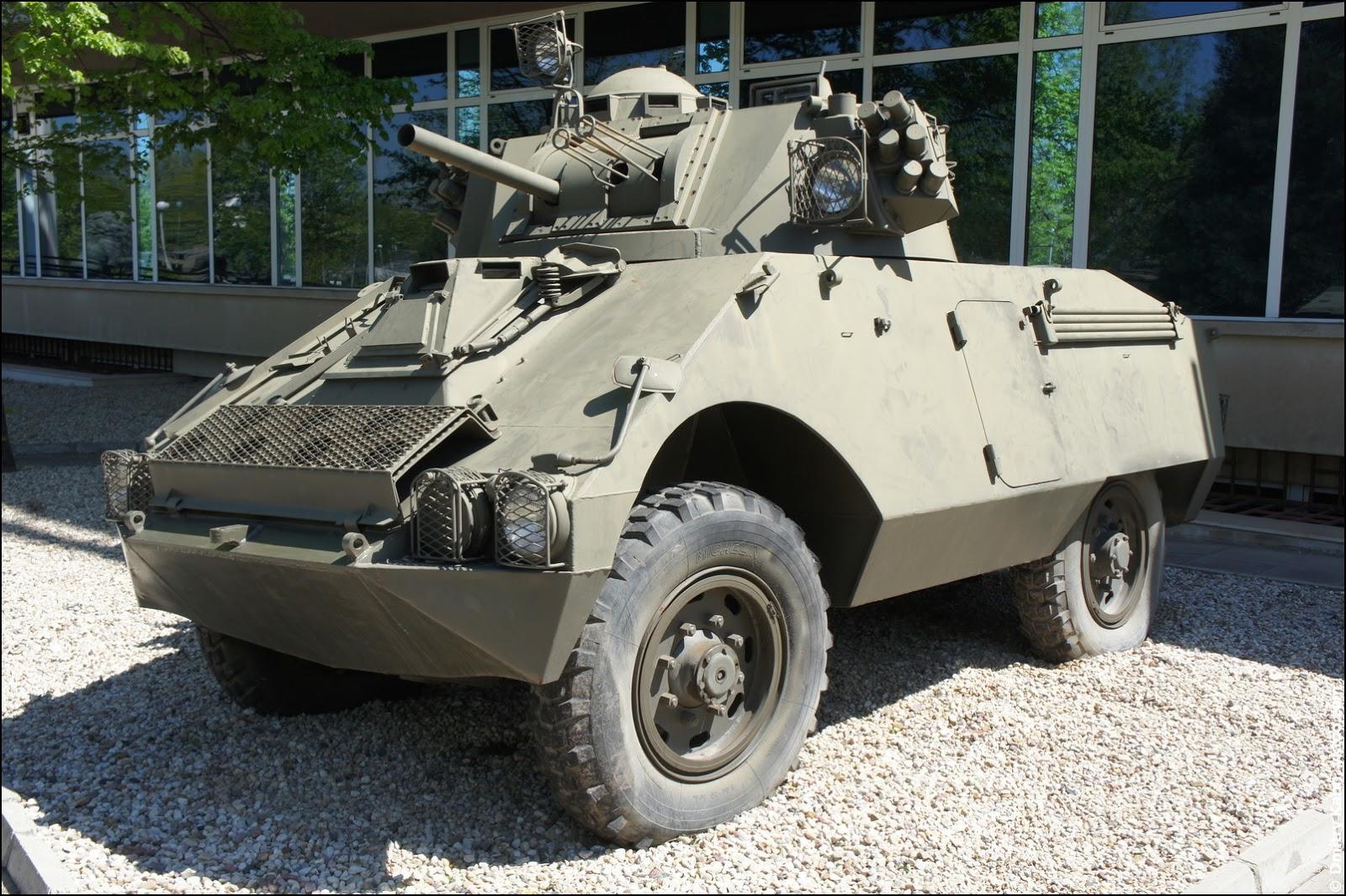 Mortar FN 4 RM 62 / F.AB.