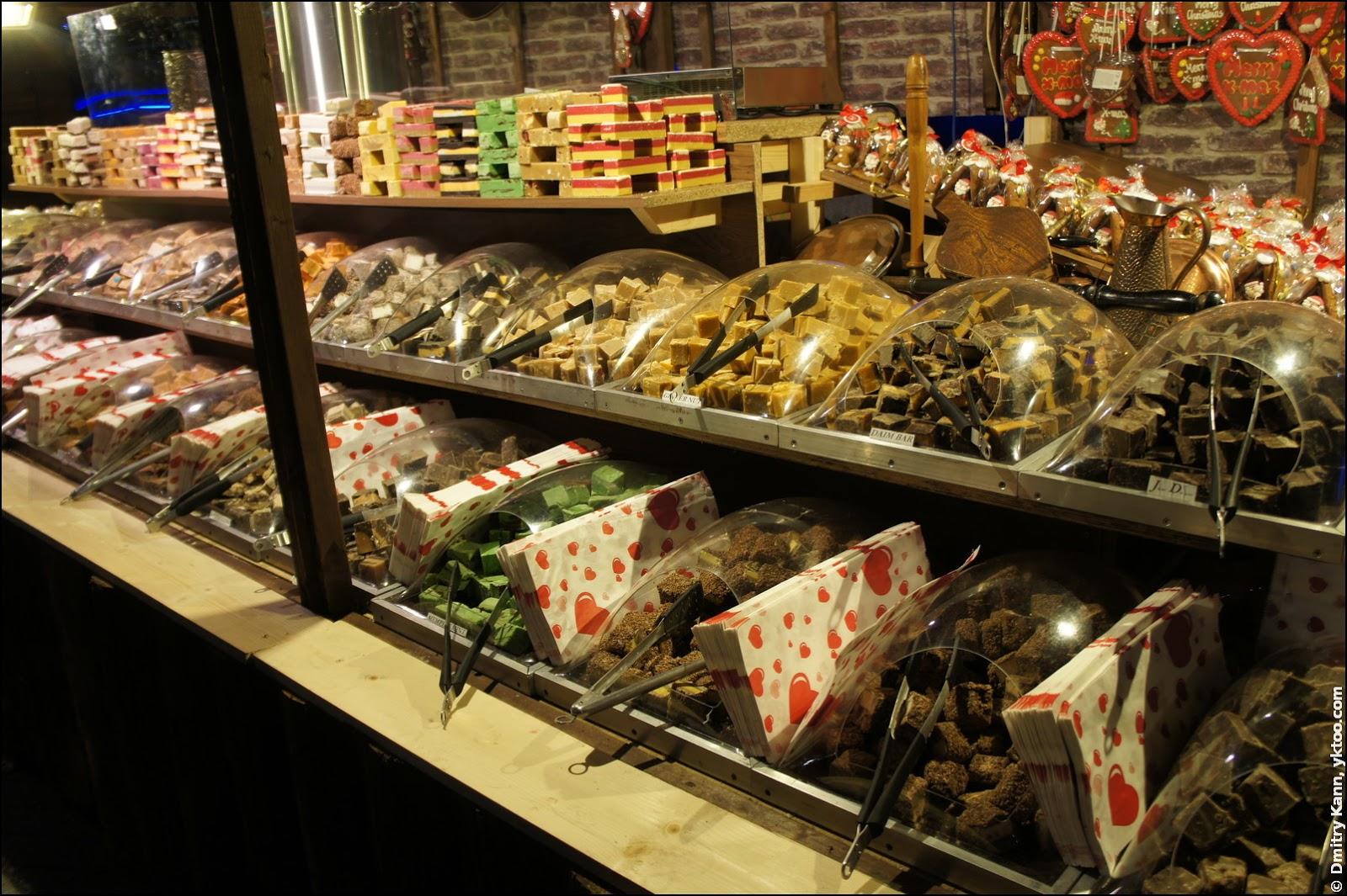 Рождественский рынок.