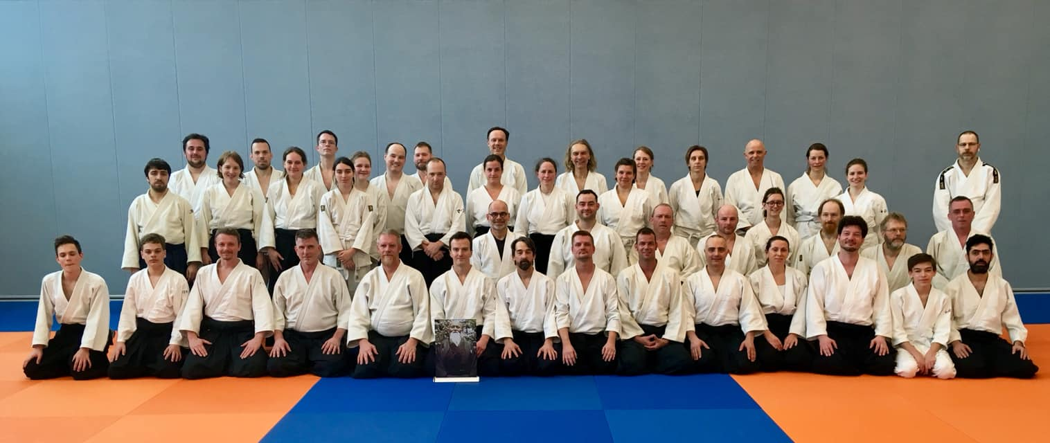 Group photo after the seminar. Photo by Tom Dijkman.