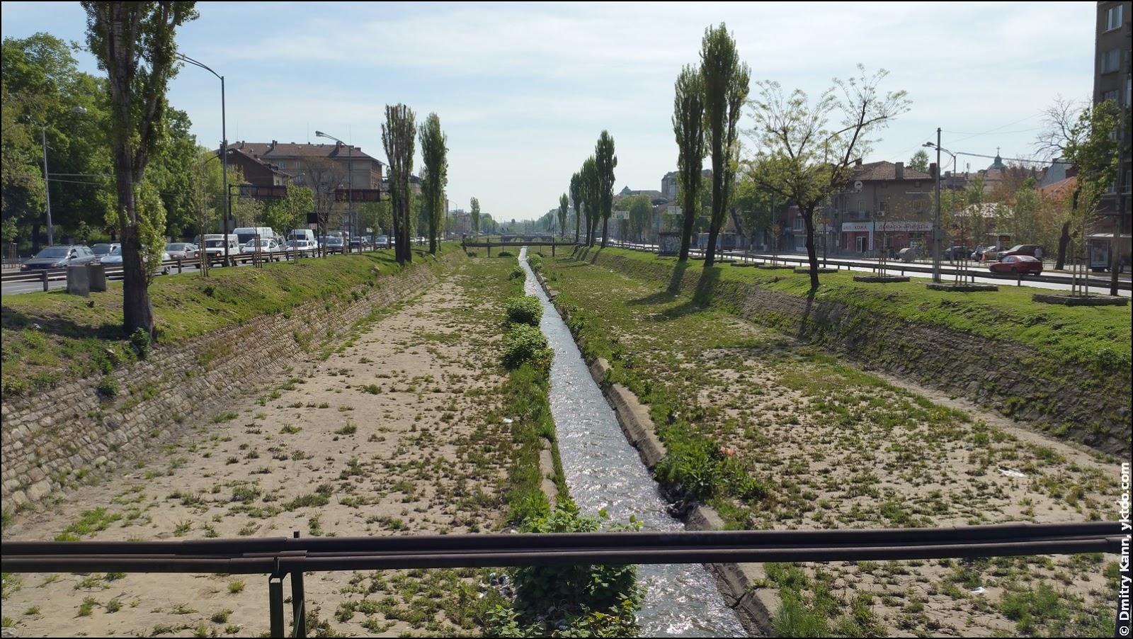 Vladaya river.