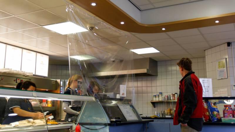 Кафетерий в Borne. Фото: RTV Oost.