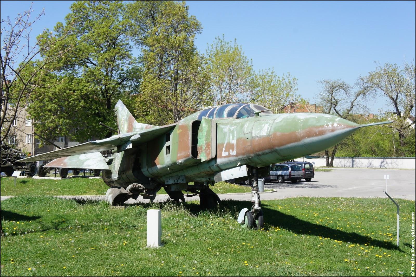 Fighter MiG-23 UB.