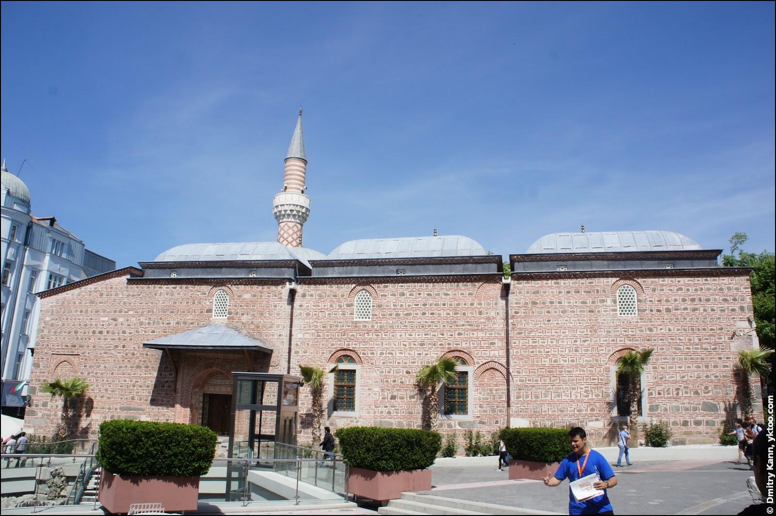Мечеть Джумайя.