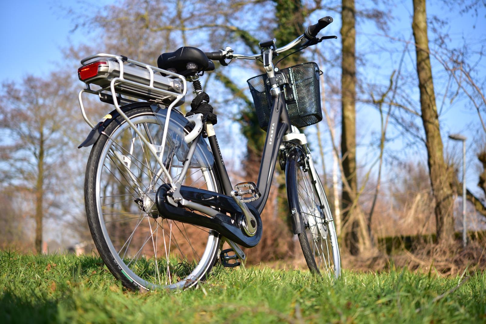 «Простой» e-bike. Фото: sipa/Pixabay.