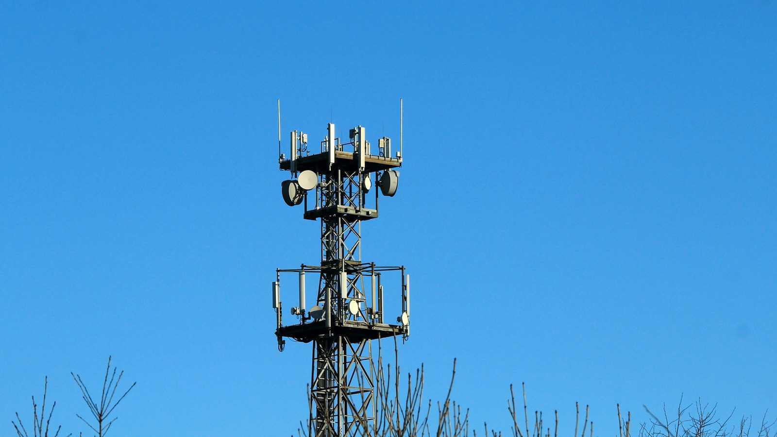 Вышка мобильной связи. Фото: Pxhere/CC0.