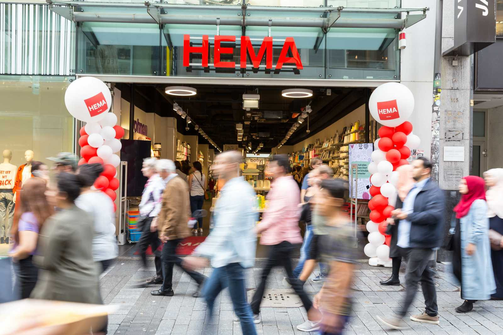 Магазин HEMA. Фото: Marco Verch/Flickr/CC-BY-2.0.