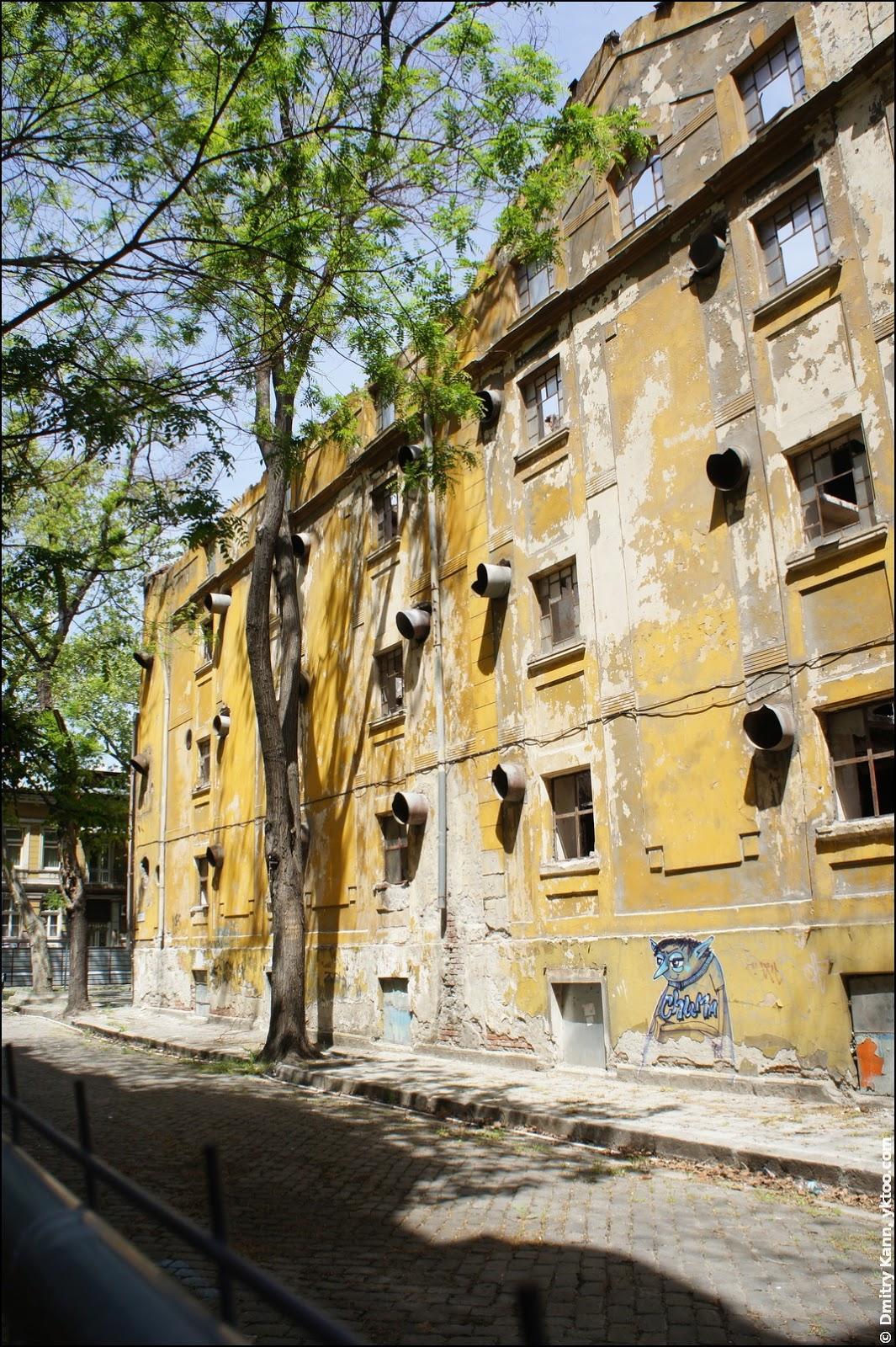 Пловдивские руины.