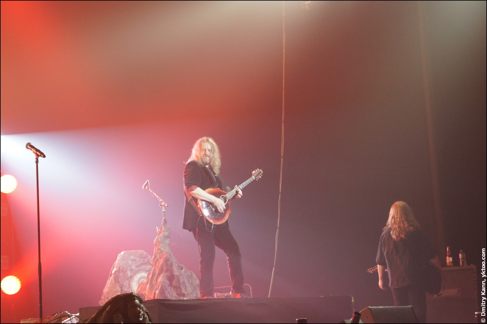 Nightwish: Troy Donockley.
