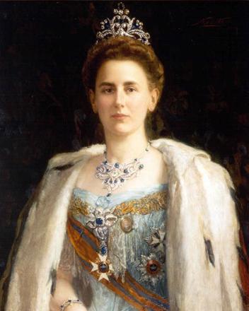 Королева Вильгельмина. Фото Wikimedia.