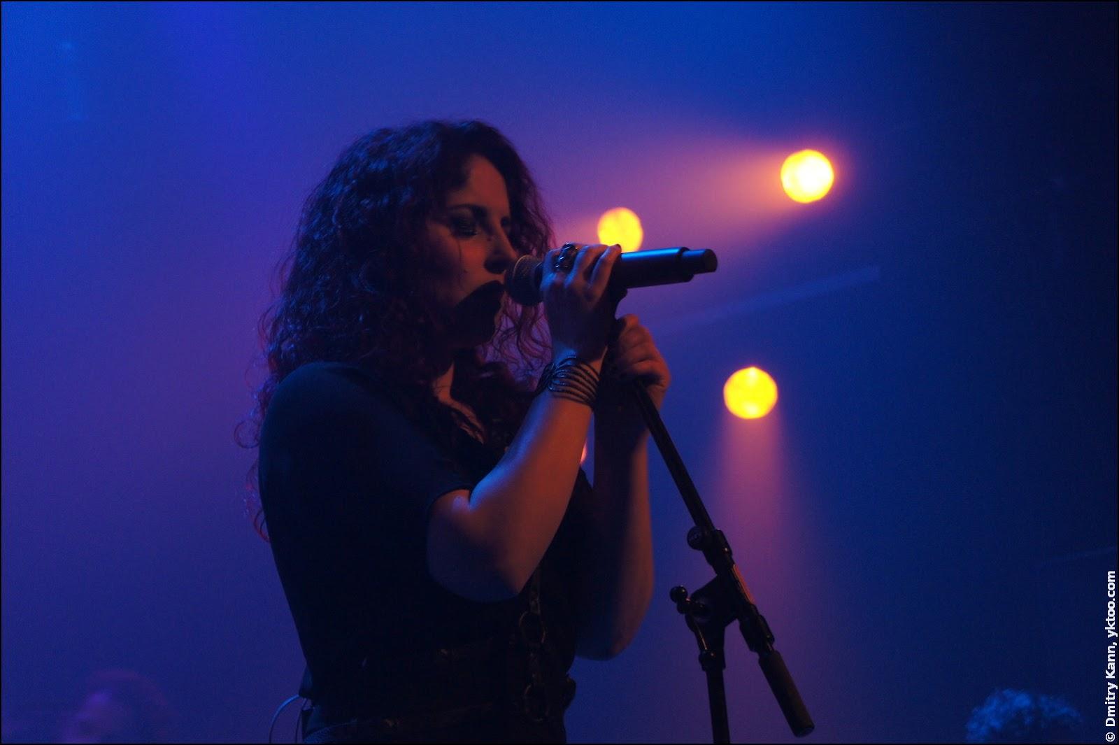 Марсела Бовио (Marcela Bovio).