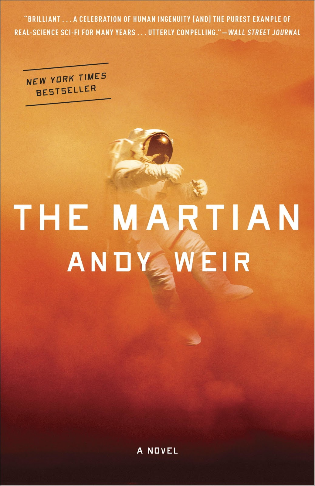 Andy Weir. The Martian.