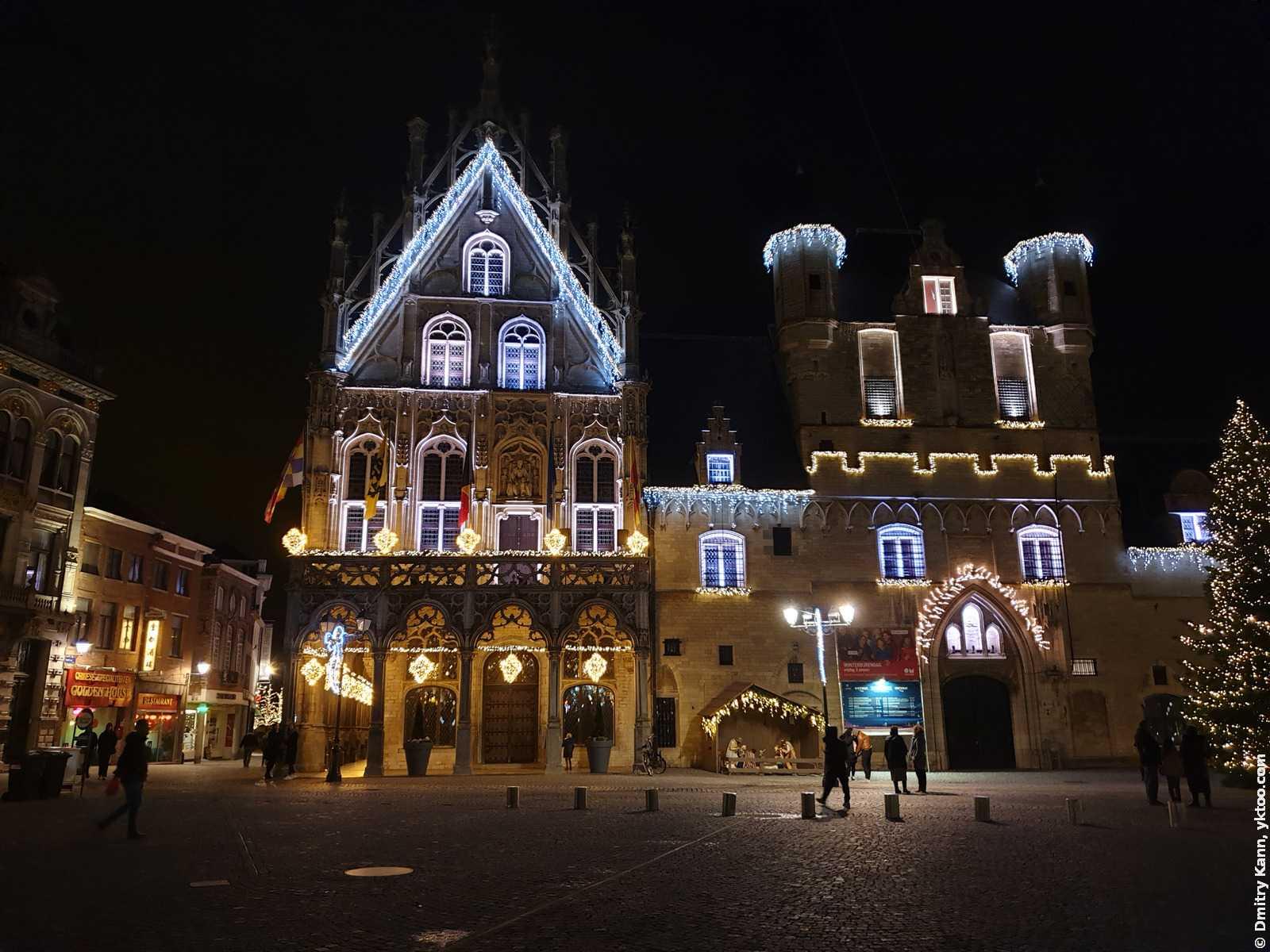 Mechelen, Belgium.