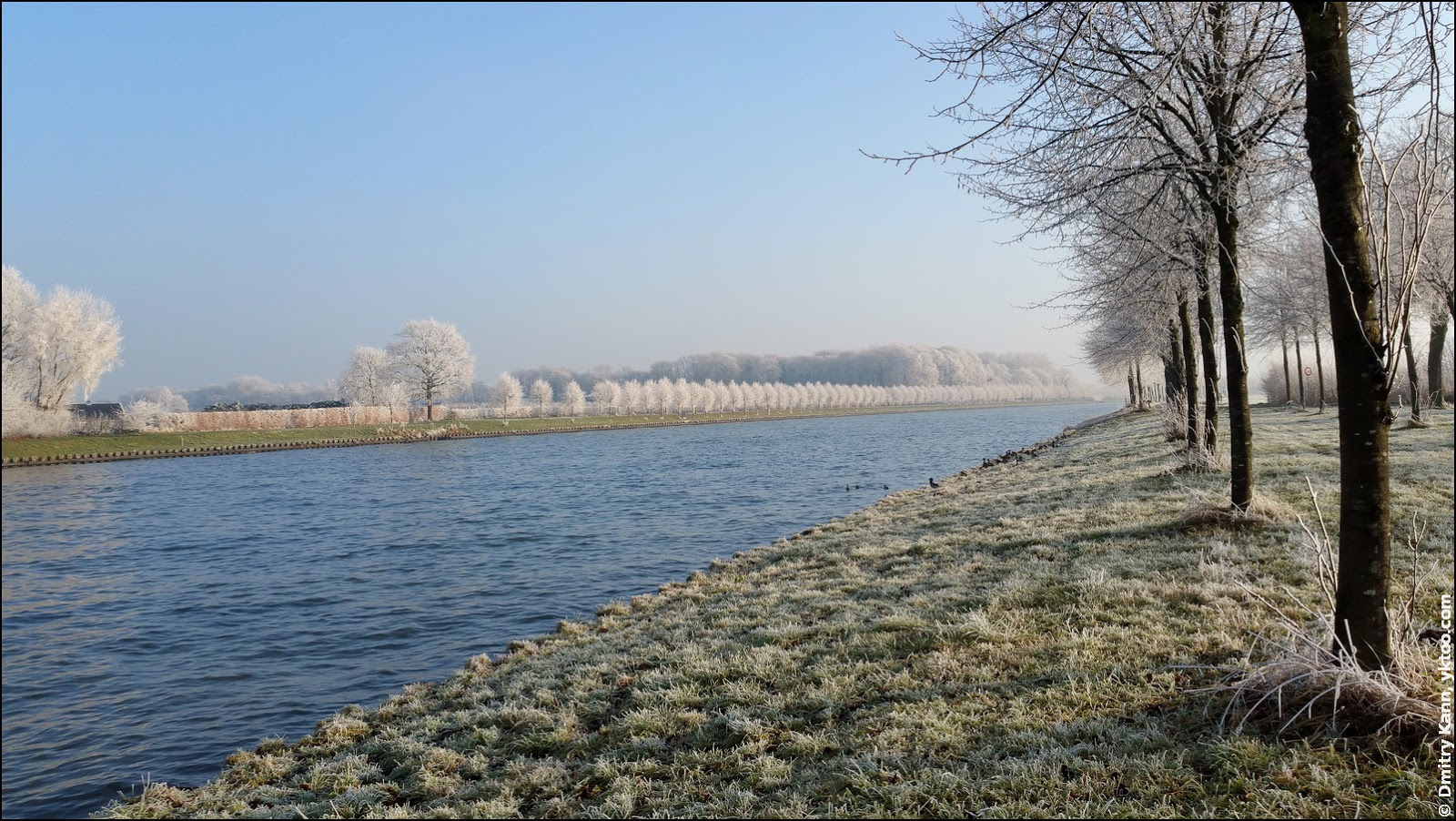 Amsterdam-Rhine Canal.