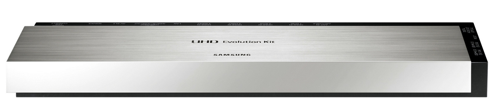 Samsung SEK-2500U UHD Evolution Kit, front view.