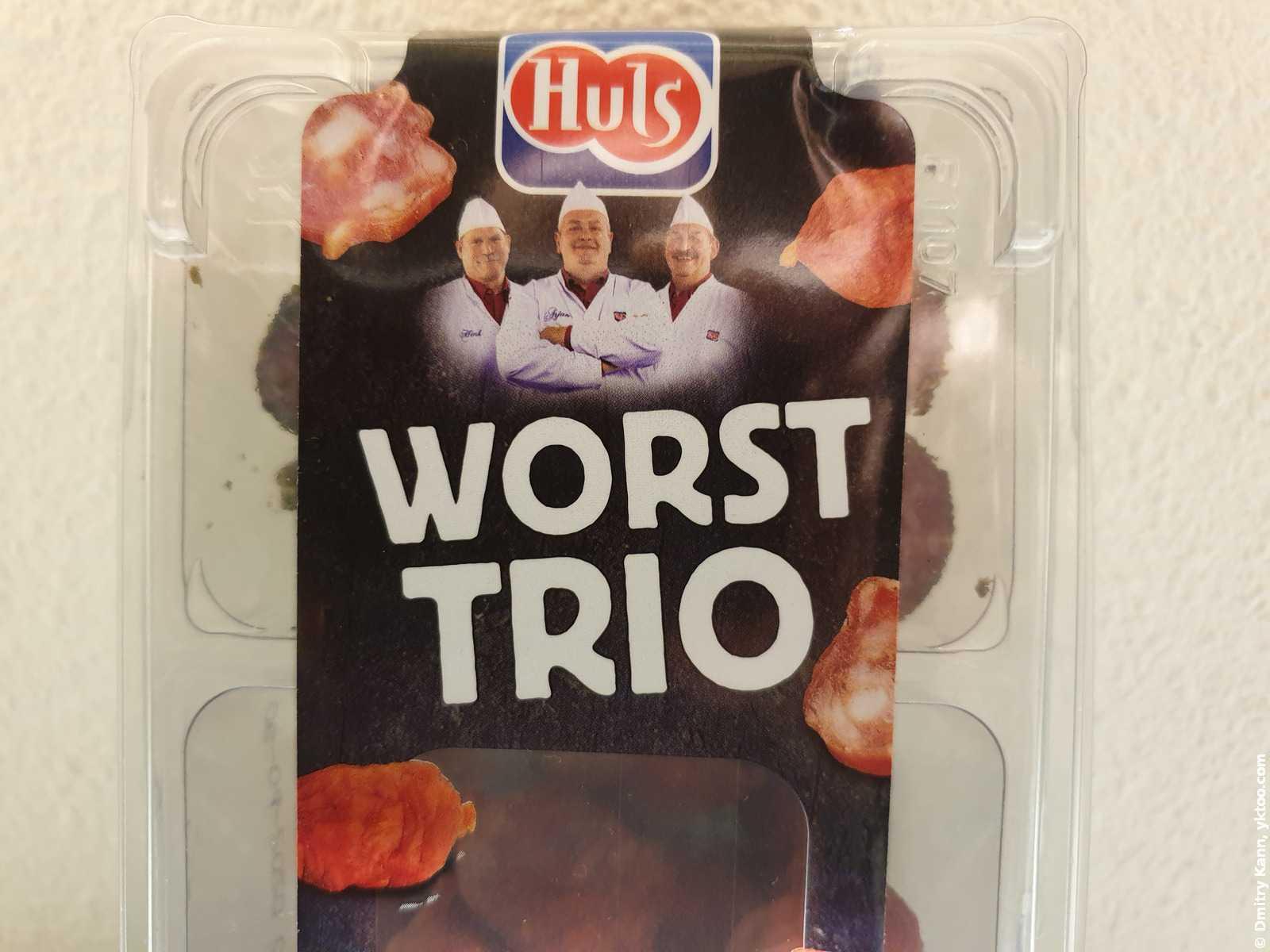 Worst trio.