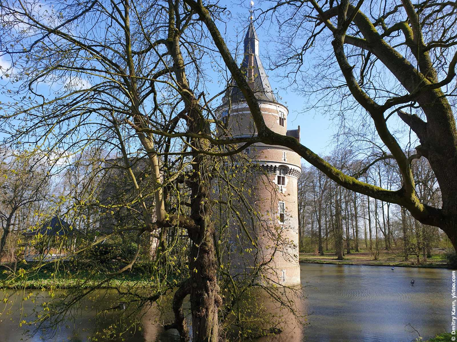 The Duurstede Castle.