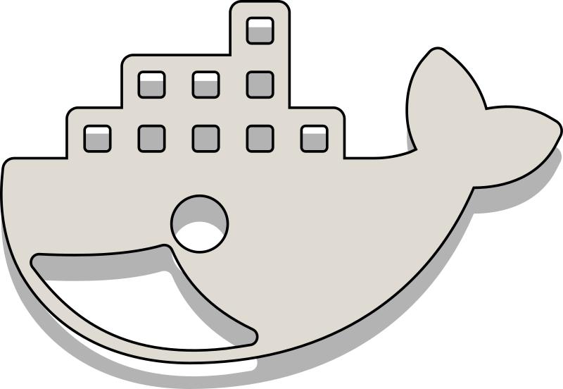 Docker Indicator icon.