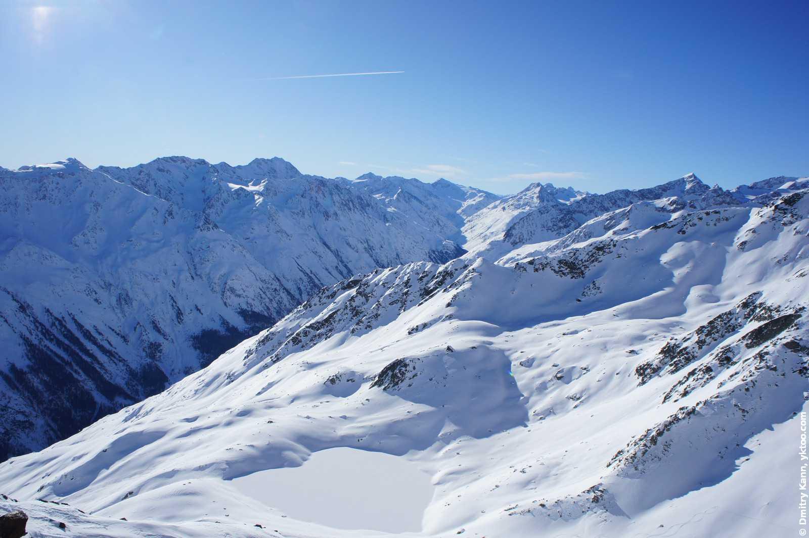 Тиффенбахский ледник.