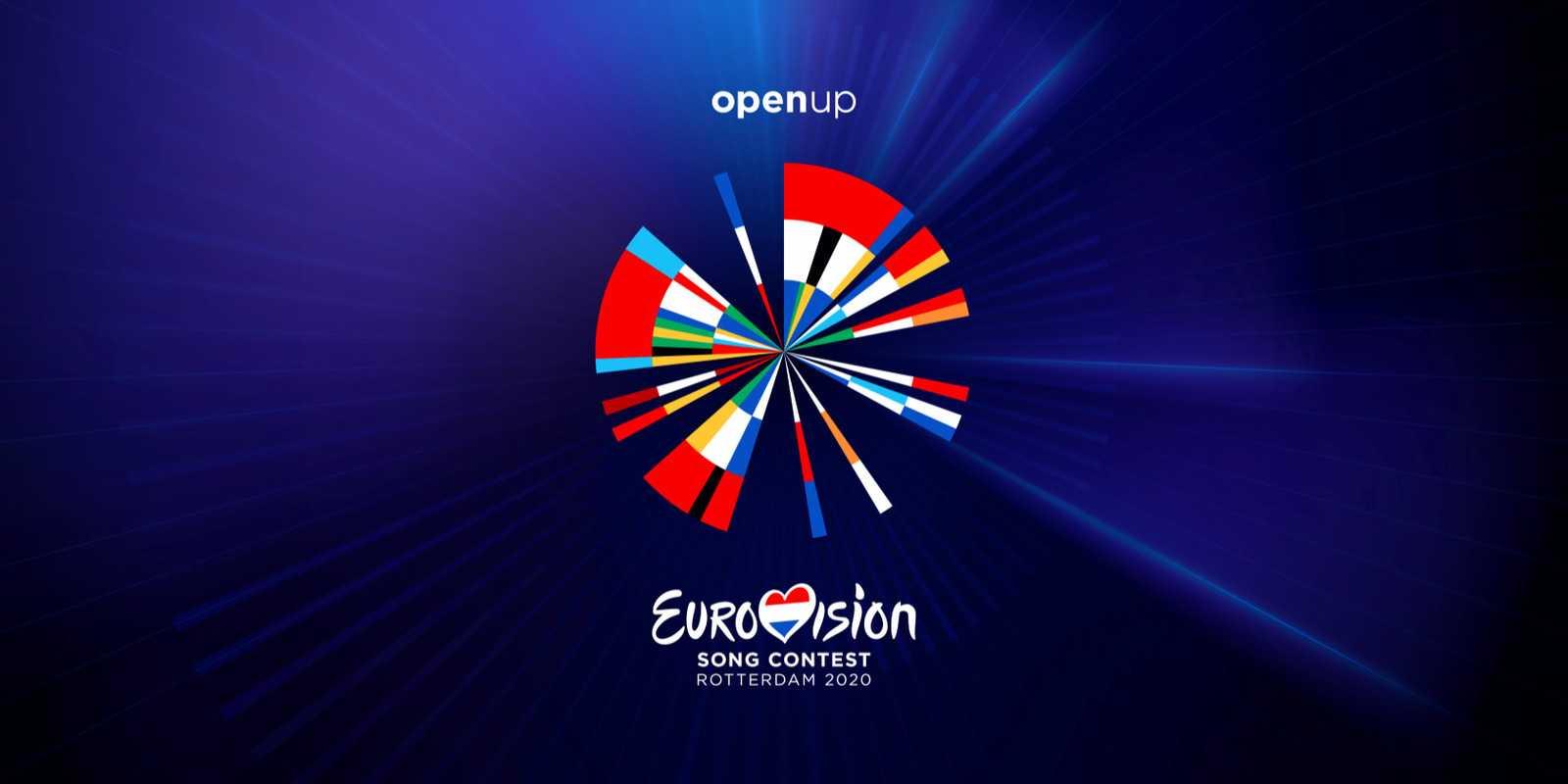 Логотип Евровидения-2020.