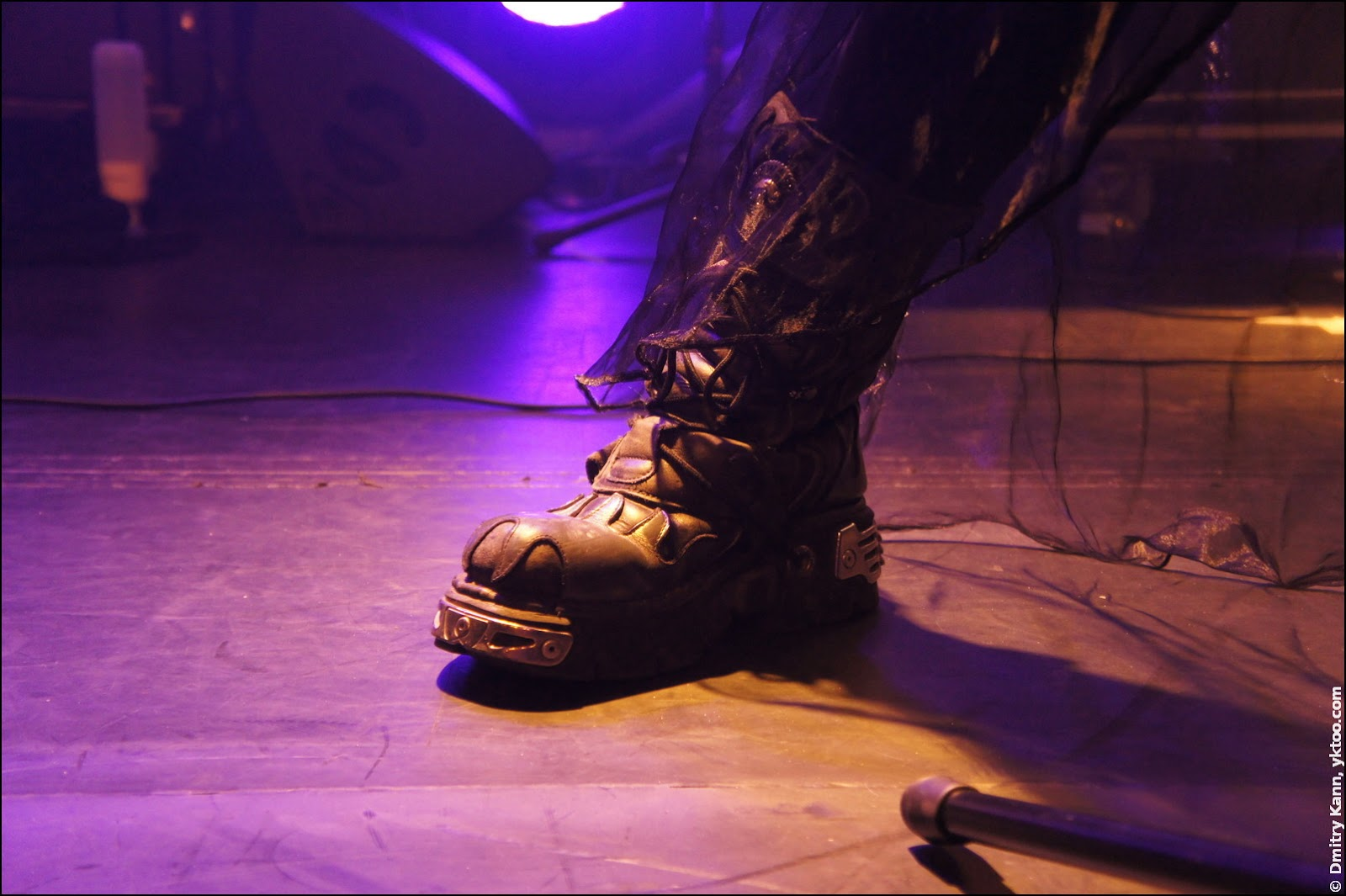 Shadowrise. Laura's boot, pretty dangerous too.
