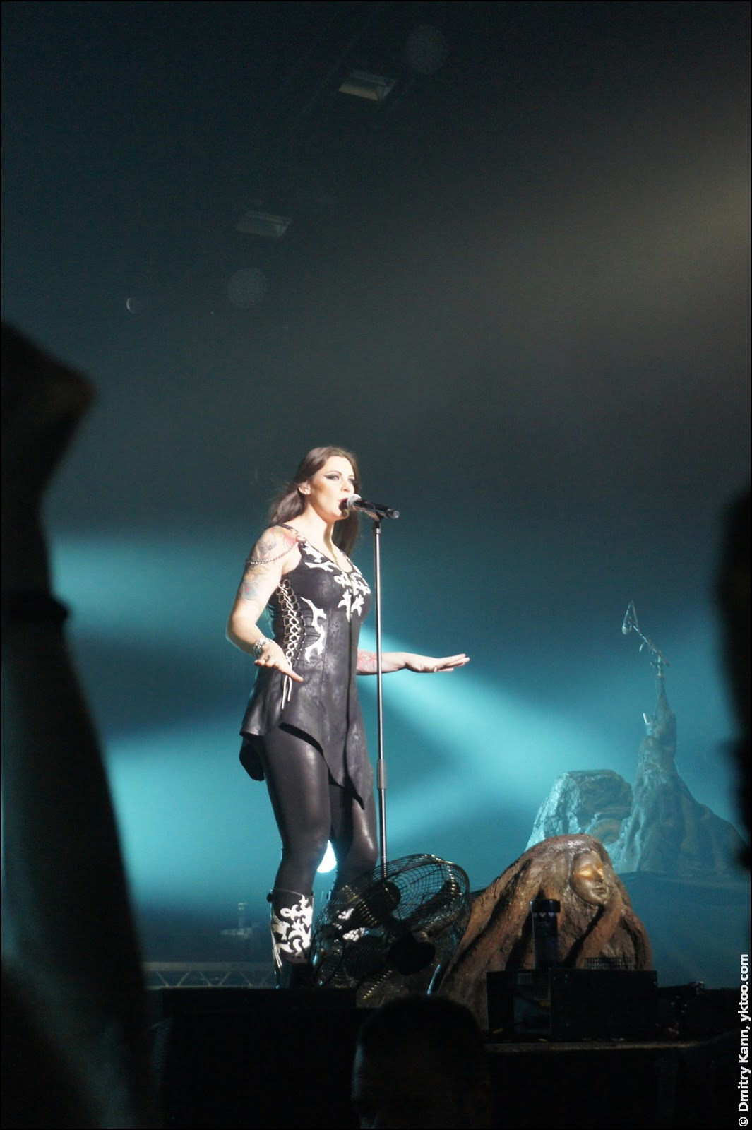 Nightwish: Floor Jansen.
