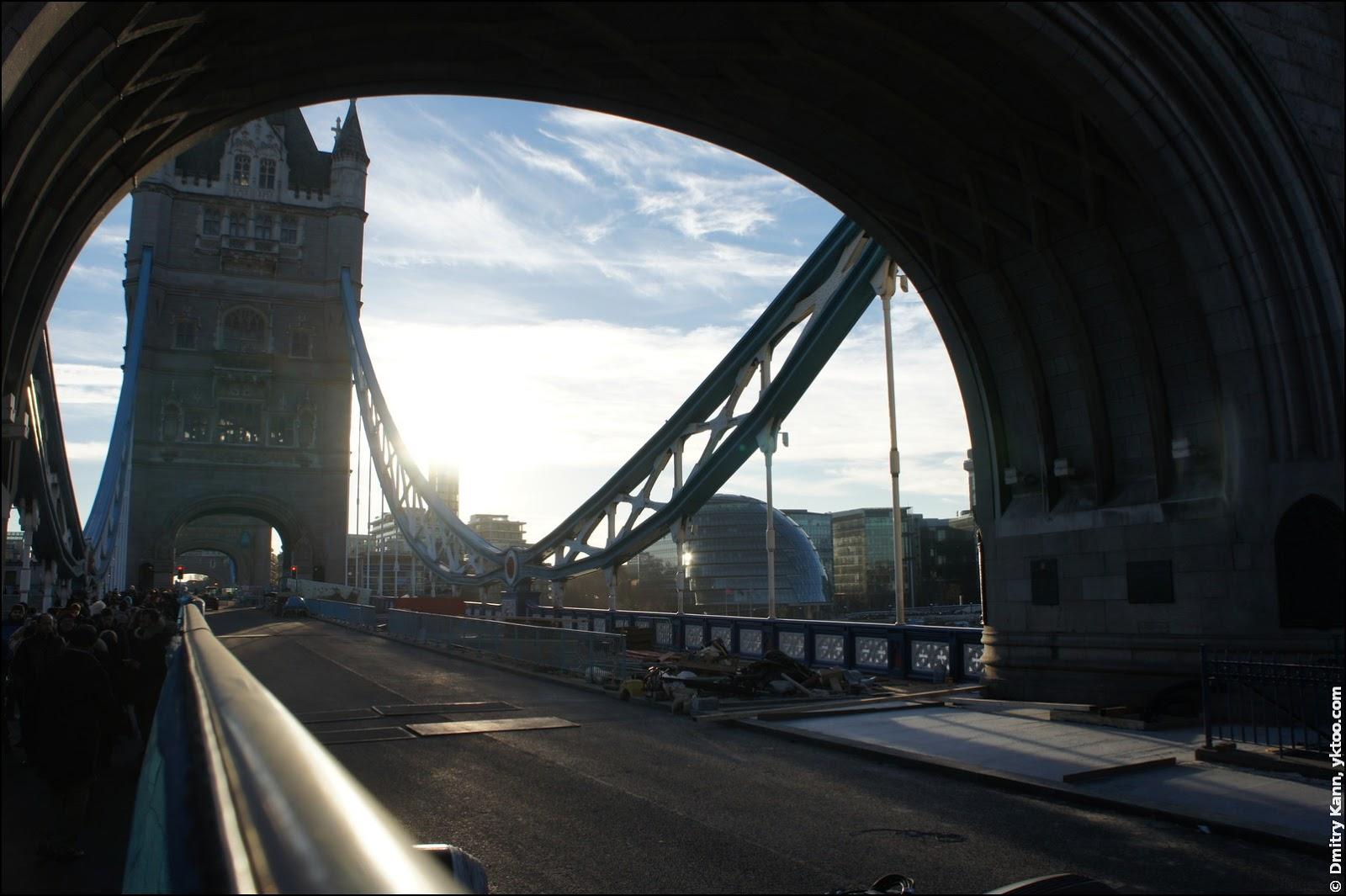 Тауэрский мост.