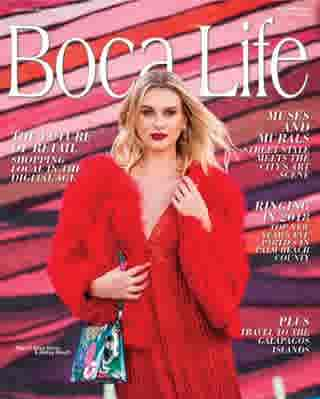 The December issue featuring the future of retail, an artsy photo shoot and more. Click our #linkinbio to read it all.⠀ ⠀ #december #decemberissue #decembercover #covershoot #fashion #luxurylife #luxurymagazine #magazine #gulfstreammediagroup #read #fashionshoot #style #model #bocaraton #boca #southflorida #florida #floridalife #bocaratonfl #magazinecover #november #new #digital #print #journalism