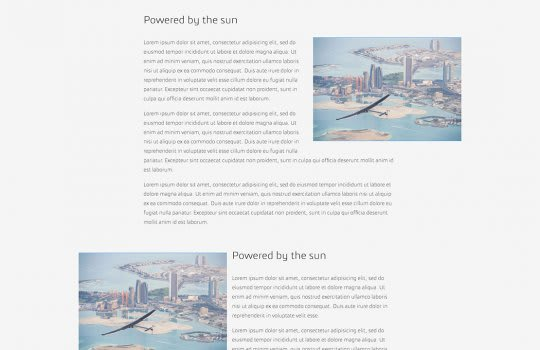 Dassault Systèmes - Megatrends–Page d'exemple pour un article