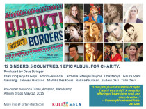 An Epic Music Album Bhakti Without Borders Produced by Dave Stringer