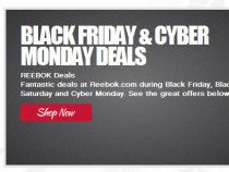 Reebok Black Friday & Cyber Monday Deals on Reebok Shoes