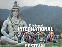 15th Annual International Yoga Festival in Rishikesh Uttarakhand